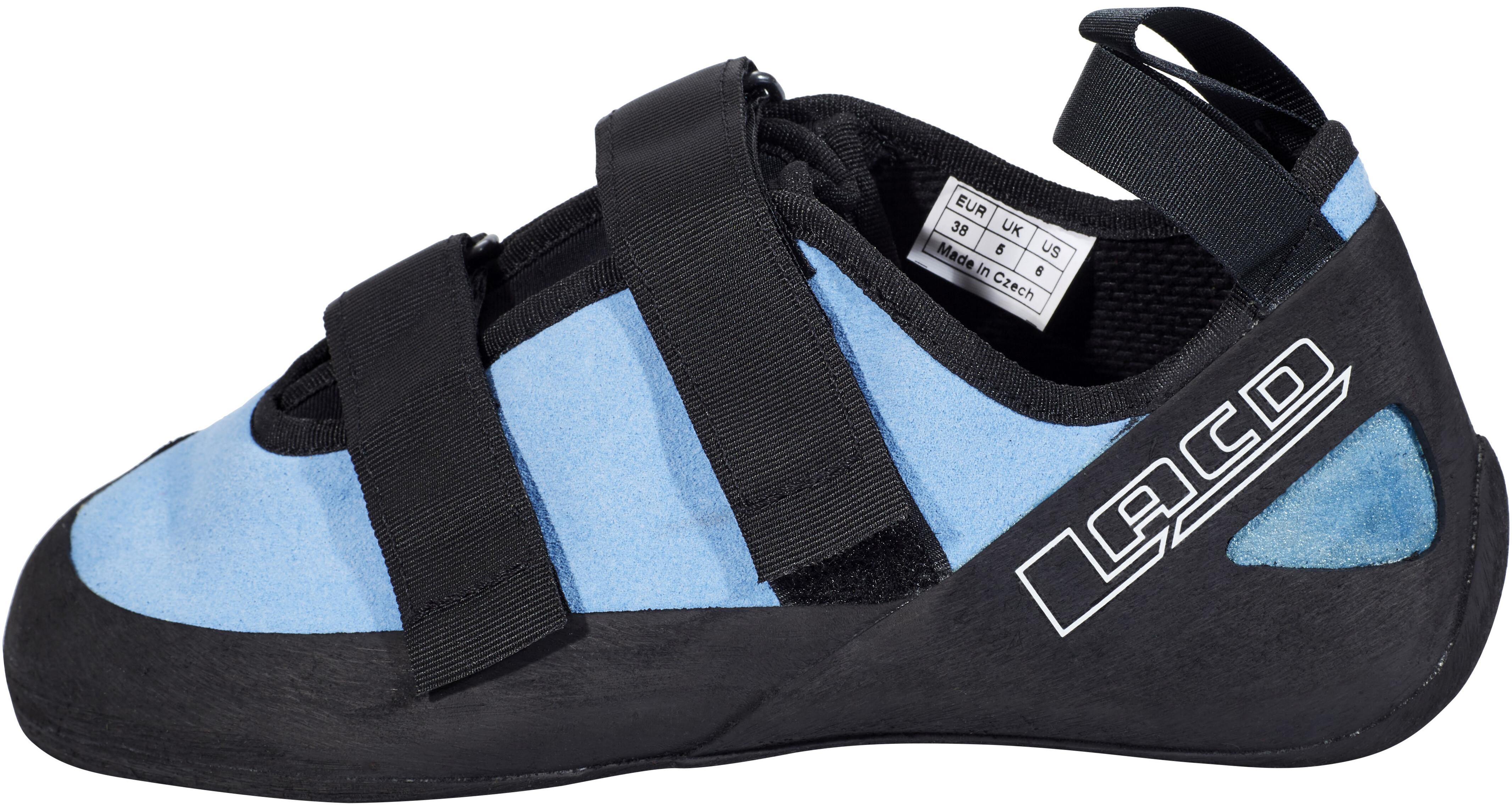 Lacd Klettergurt Start Test : Lacd splash climbing shoes unisex blue campz.de